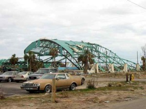 GULFPORT DEVASTATION: Aquarium battered / Photo: Unknown
